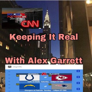 Keeping It Real 1-11-19 - CNN's Week at the Border - FijiWaterGirl- Could NYCHA Be 'Seized' From De Blasio