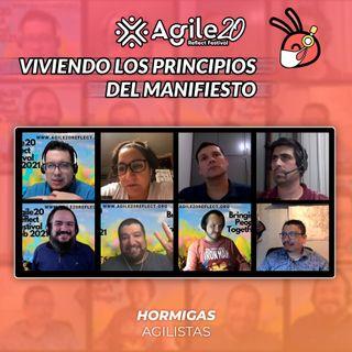 EP46 - [Agile20Reflect] - Viviendo los Principios del Manifiesto
