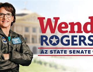 Ep86 – AZ State Sen Wendy Rogers Says the Election Security Fight Is Just Beginning and the Time to Stand Up is NOW!