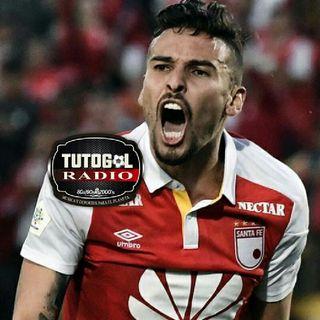 Revive 3er Gol de @SantaFe (Moya) a #Junior En TutogolRadio.net Relata #TutoCarvajal Nuestra App http://bit.ly/tutogolapp Con @Cra13Electro