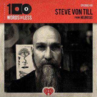 Steve Von Till from Neurosis
