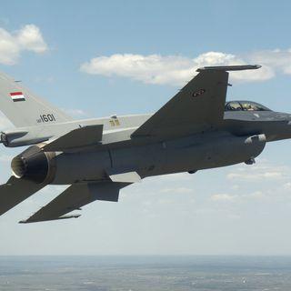 Iraqi Pilot Killed In Arizona F-16 Crash