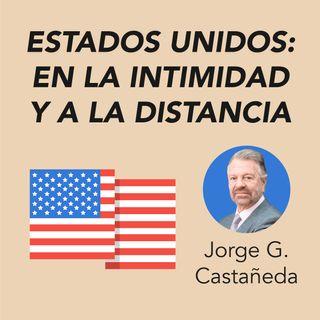 Jorge G. Castañeda presenta Estados Unidos: en la intimidad y a la distancia
