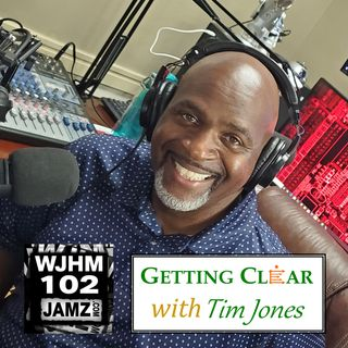 Getting Clear with Tim Jones