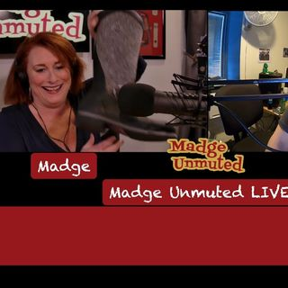 Madge Tells Embarrassing Personal Stories on Facebook Live!