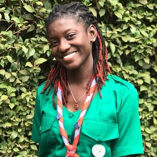 Youth Deliver Ambassador: Anne Badji ( Senegal)