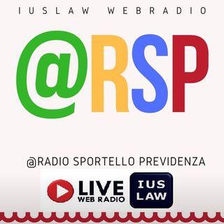 #RadioSportelloPrevidenza - Sanzioni - Riscatti- MGA incontra Cassa - 8a puntata