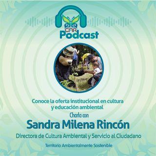 9. Proyectos de cultura y educación ambiental de la CAR