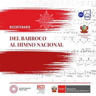 Del Barroco al Himno Nacional