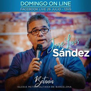 Betania en Casa 26-07-20 Jose L Sández