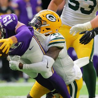 Purple People Eaters: Packers Preview! Bears Loss-Mack Attacked, Twinkle Toes Trubisky, & Cousins Misfires!