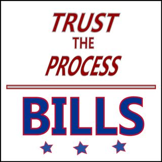 Trust The Process Bills Episode 1 - The 53 Man roster and the secret punter plan