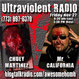 Ultraviolent Radio with Mr California