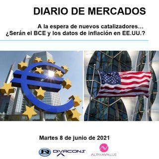 DIARIO DE MERCADOS Martes 8 Junio