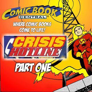 #303: Crisis Hotline Special with Marc Guggenheim, Johnathon Schaech, and John Wesley Shipp!