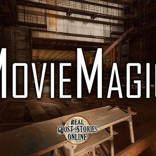 Movie Magic | Ghost Stories, Paranormal, Supernatural