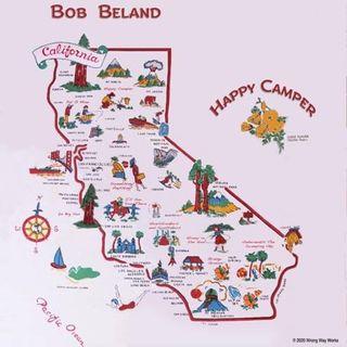Happy Camper - Singer-songwriter Bob Beland on Big Blend Radio