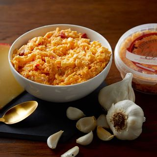 True PIMENTO CHEESE Story: Chef Stacey Suga West