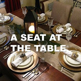 A Seat at the Table - Morning Manna #2628