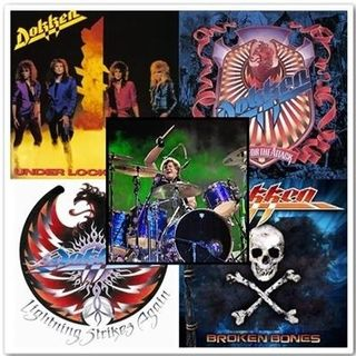 "INTERVIEW WITH WILD MICK BROWN OF ""DOKKEN"" ON DECADES WITH JOE E KRAMER"