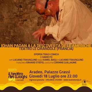 Giorno #7 - LIVE da Palazzo Grassi, Aradeo