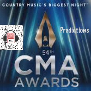 Episode 57 - CMA Awards 2020 Predictions