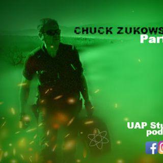 ep 9  Cattle Mutilation expert Chuck Zukowski   (pt1)