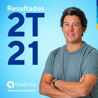 Resultados do 2º Trimestre de 2021, por Bruno Blatt, CEO da Qualicorp