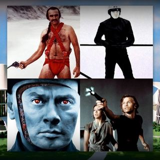 The Wacky Accurate World of ZARDOZ & Logan's Run: Jay Dyer on LF