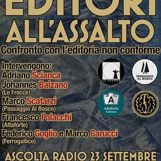 EDITORI ALL'ASSALTO