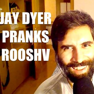 ROOSHV Pranked by JAYD - Black Guy & Jewish Guy Ask Tough Questions