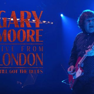 ESPECIAL GARY MOOORE LIVE FROM LONDON 2020 CDR PRODUCTIONS #GaryMoore #skywalker #obiwan #yoda #darthvader #kyloren #r2d2 #c3po #bond25 #twd