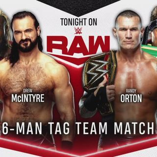 Episode #42: Wrestling News, WWE RAW 11-9-2020 Review