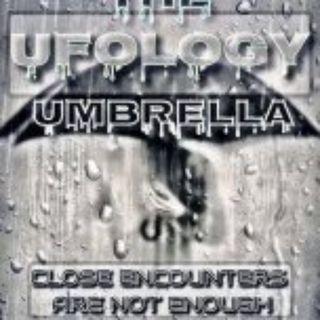UFOLOGY UMBRELLA - JASON GLEAVES
