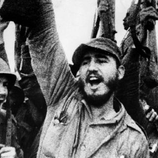 Mark Ramos's podcast IES Est Soc. Revolución Cubana.