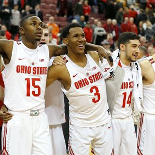 Go B1G or Go Home:Is Ohio State Basketball for real and College Football wrap up plus More