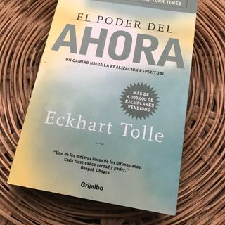 Capítulo 1(1) El Poder del Ahora de Eckhart Tolle Audiolibro Completo