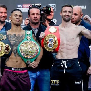 ☎️Regis Prograis vs Josh Taylor😱Live Fight Chat💯USA 🇺🇸vs U.K🇬🇧 Clash🔥