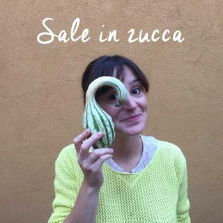 Sale in zucca