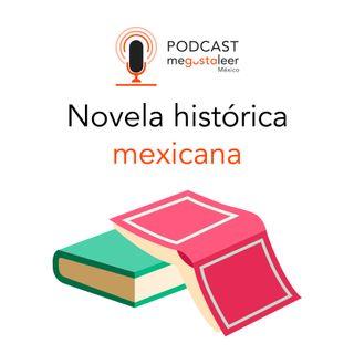 Novela histórica mexicana