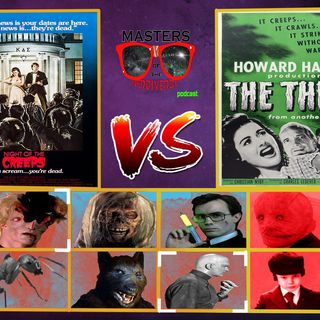 MOTN Random Select: Night of the Creeps (1986) Vs. The Thing From Another World (1951)
