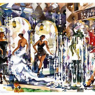 Misha Lenn e la sua ispirazione pittorica