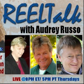 REELTalk: Singer/Songwriter Bryan Duncan, Broadway Critic Lauren Yarger and from South Africa Peter Hammond