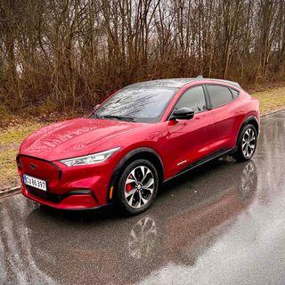 Ugen der GIK GAK uge 11: ALT om Ford Mustang Mach E, VW ID.4, Opel Crossland, Jaguar I-pace og ID.3