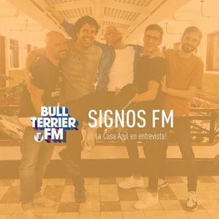 SignosFM #657 La Casa Azul en entrevista!