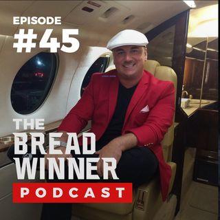 Mark Evans  || Episode #45 || The BreadWinner Podcast ft. Tyler Harris