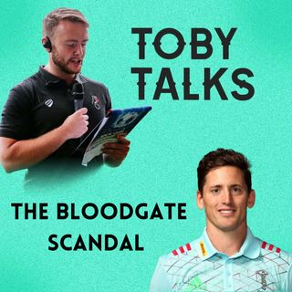 Ep 11: BLOODGATE with Tom Williams