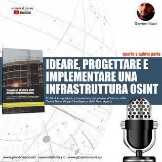 """Come ideare, progettare e implementare una struttura OSINT - quarta e quinta parte """"ORGANIZZAZIONE e FUNZIONAMENTO"""""""
