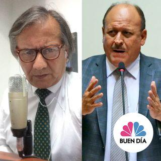 """""""Discrepo con M. Araoz, ministros no son los correctos. Barreda es tiro al aire"""", dijo congresista Sergio Dávila sobre PPK."""