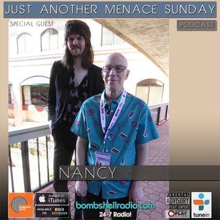 Just Another Menace Sunday #788 w/ Nancy